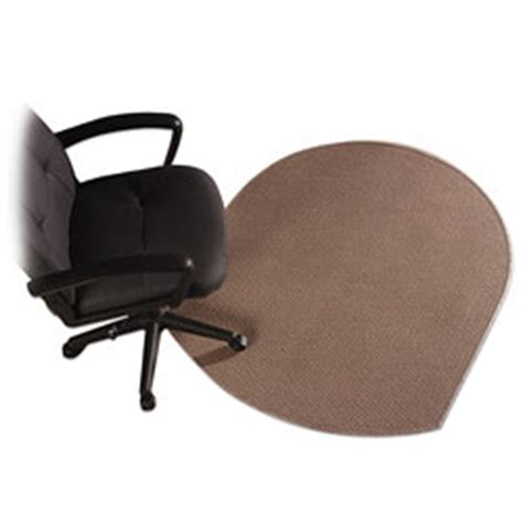 office depot brand antistatic chair mat for pile