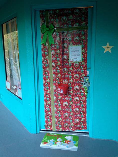 Disney Hotel Door Mat - room decor 2011