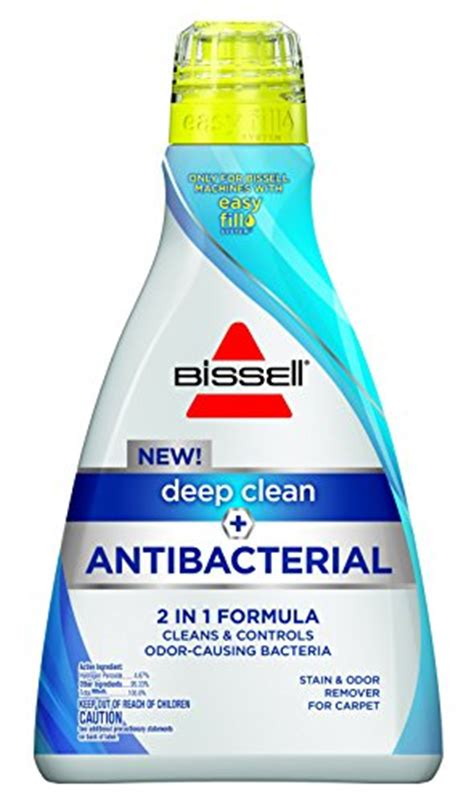 amazon deep cleaning bissell deep clean antibacterial carpet cleaning formula