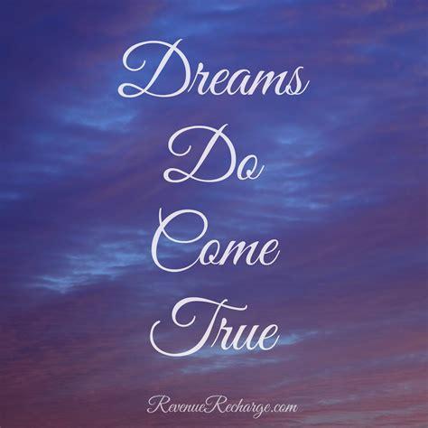 Dreams Come True make your dreams come true accountability squad