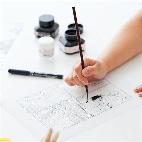 Kuretake Pen Ink Sumi Ink kuretake ink for zig cartoonist menso