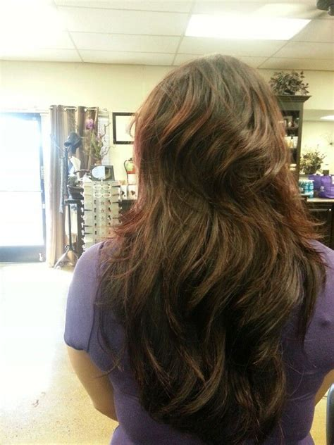 best stylist for long layers in dc long hair short layers pictures of color cuts and up