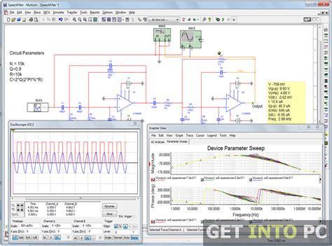 circuit design program national instruments circuit design suite free