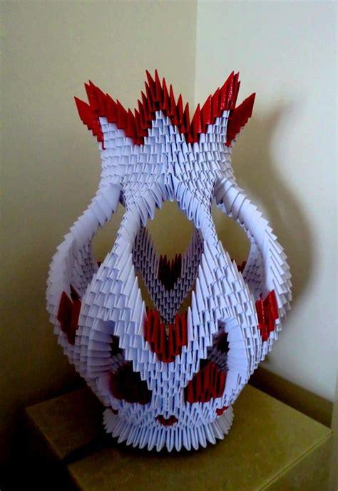 Origami Building 3d - las 25 mejores ideas sobre 3d origami en