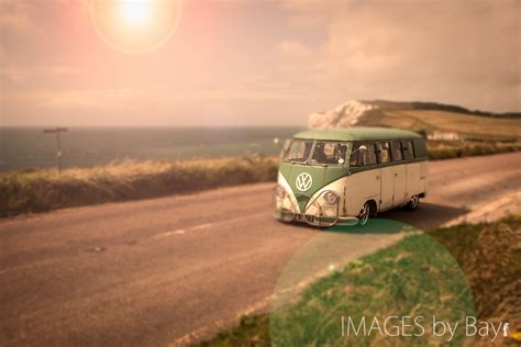 Vintage Vw Bus Wallpaper Collection 16 Wallpapers