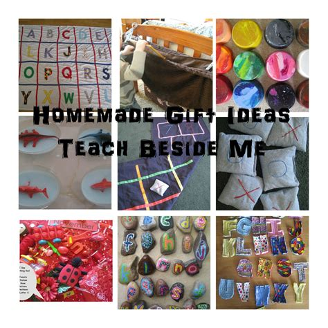 Handmade Gifts From Toddlers - preparing for the holidays gifts for