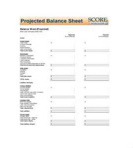 free balance sheet template sheet template 18 free word excel pdf documents