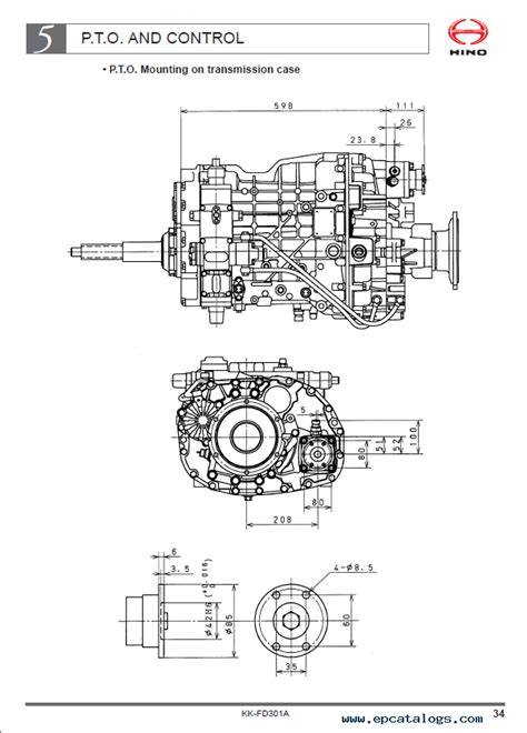 500 Sketches Pdf by Hino 500 Series Wiring Diagram Somurich