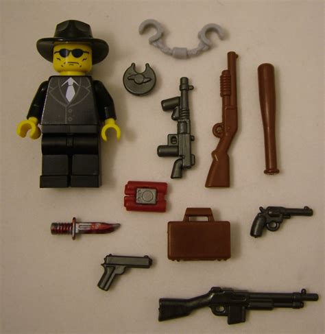 Sale Lego Accessories Weapon Blade Knife Glass Asesoris Parts brickfair 2011 southside gangster figure and accessories flickr