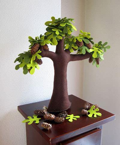 How To Make Handmade Tree - fieltro 193 rboles y juguetes divertidos manualidades y