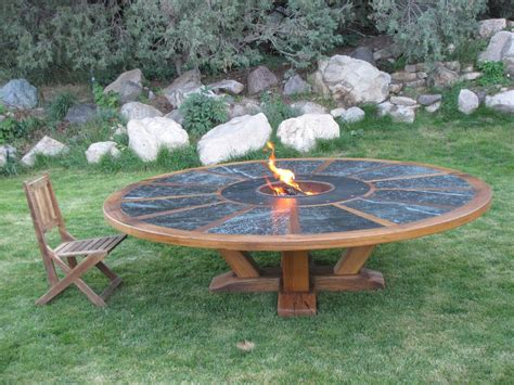 Handmade Pit - luxury handmade pit made 9 table with