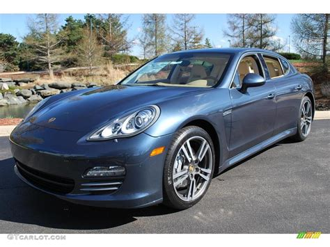 2010 Yachting Blue Metallic Porsche Panamera 4s 27413641