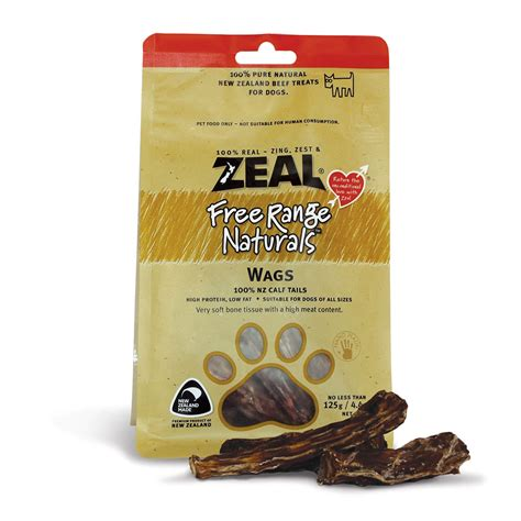 zeal wags naturally for pets