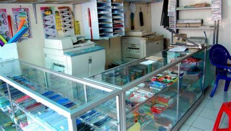 Mesin Fotokopi Untuk Usaha rincian modal usaha fotocopy dan alat tulis atk