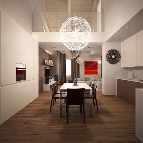 kitchen dining lighting ideas small apartments