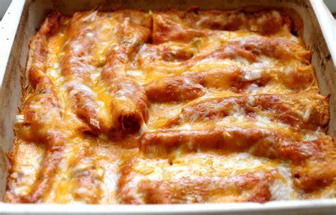 cheese enchiladas recipe dishmaps