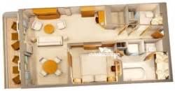 Disney Stateroom Floor Plans - disney stateroom floor plans floor matttroy