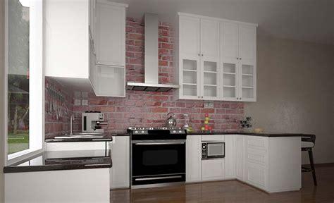 Rak Untuk Dapur desain kabinet dapur praktis agar tidak lagi repot saat