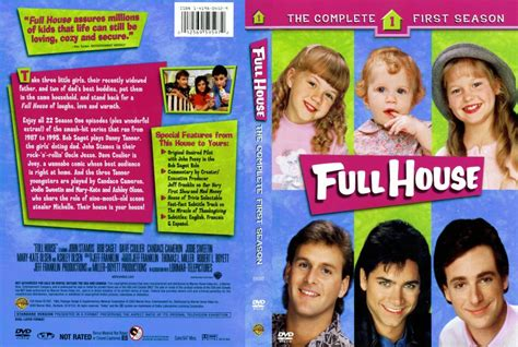 full house season 1 full house season 1 tv dvd scanned covers 2262full house season 1 dvd covers