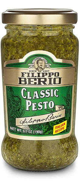 Filippo Berio Classic Pesto 190gr filippo berio classic pesto