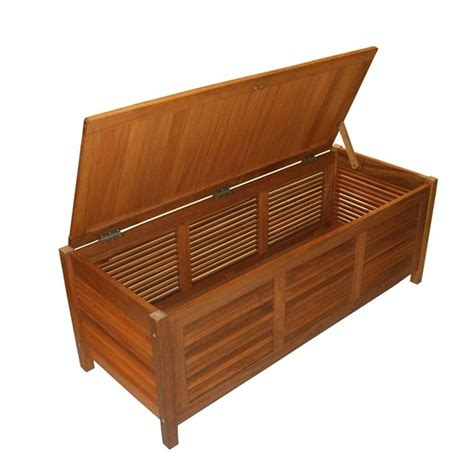 outdoor shoe storage box mimosa timber outdoor storage box i n 3190580 bunnings