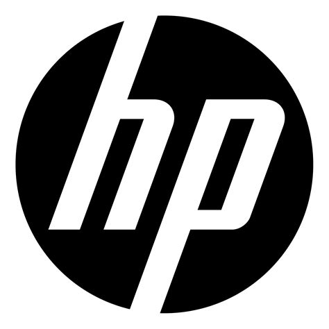 logo black hp logo hp symbol meaning history and evolution