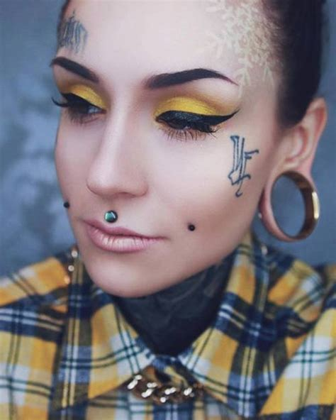 88 cheek piercing designs to highlight your natural dimples