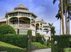 Second Empire Floor Plans brisbane mansion with goes on the market for 7 million