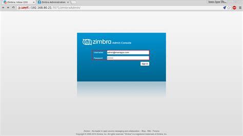membuat email zimbra membuat account pada zimbra 8 6 0 iman agus trianto