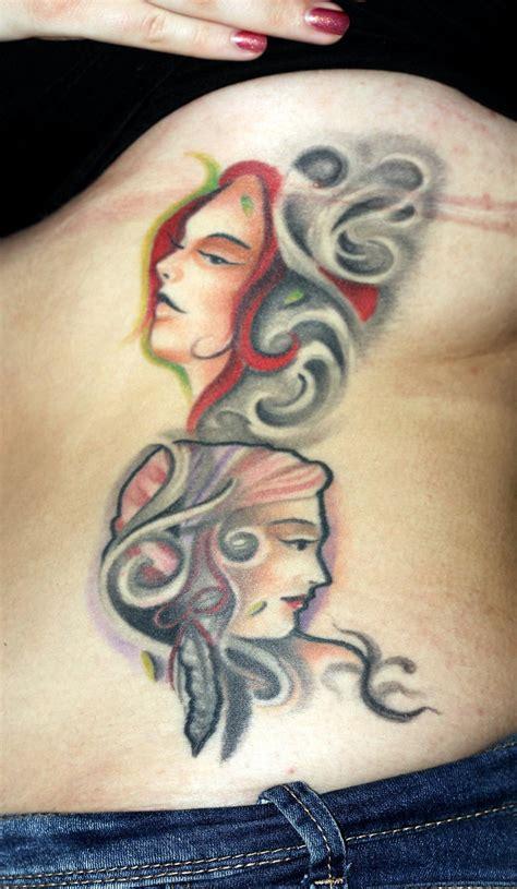 christian tattoo artist st louis angeltattoo blackandgreytattoo religioustattoo