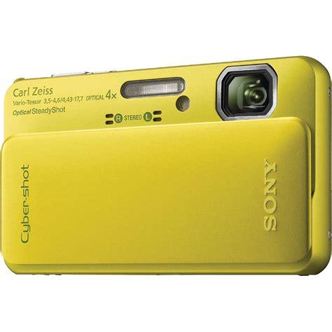 Kamera Sony Dsc Tx10 sony cyber dsc tx10 digital green dsctx10 g b h