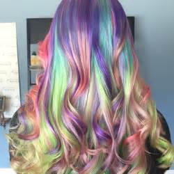 colors hair 5 self mixoligized pravana shades block colored hair