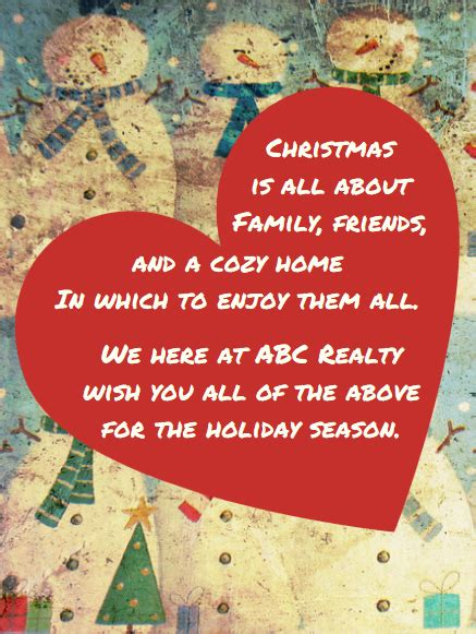christmas messages  realtors agents examples christmas messages holiday messages