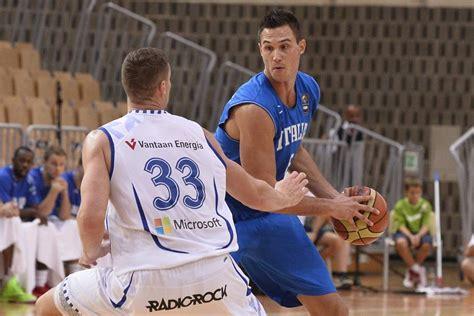 Www Que Pasa Con Danilo Gallinari De Los Clippers Mba by Danilo Gallinari L 237 Der De Una Selecci 243 N Italiana Que Va A