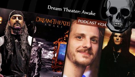 Theater Awake podcast 234 theater awake 171 metal mind