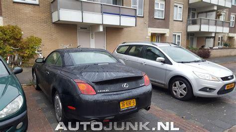 lexus sc430 2016 lexus sc430 foto s 187 autojunk nl 183781