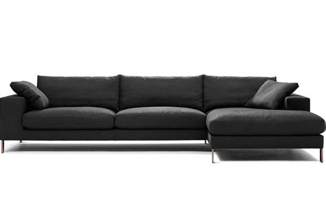 plaza 3 seat sectional sofa hivemodern