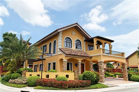 the house of real estate real estate properties in philippines house and lot for sale home