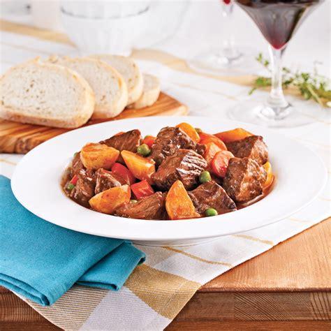 cuisine et mijot駸 mijot 233 de boeuf aux l 233 gumes et 224 la bi 232 re recettes