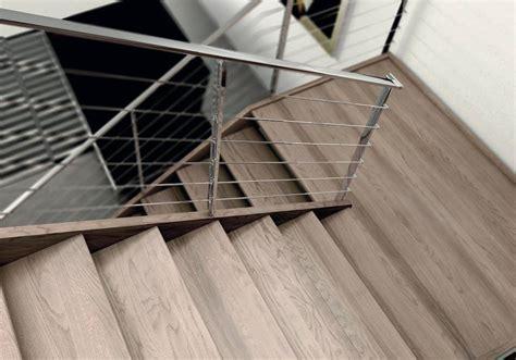 barandillas metalicas para escaleras barandillas de cristal madera o acero inoxidable enesca es