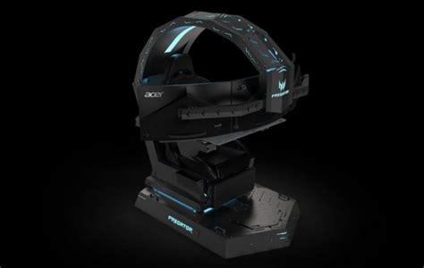 predator thronos  cockpit gaming signe acer