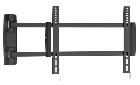 swinging wall mount sinox 187 led lcd tv wall mount corner swing arm