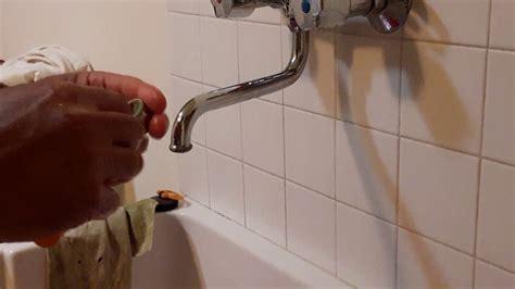 calcare rubinetto come pulire dal calcare il filtro rubinetto