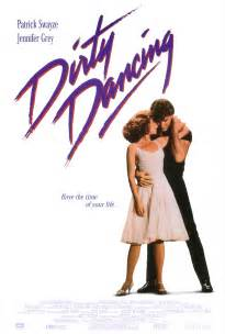 dirty dance dirty dancing poster
