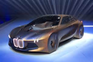 bmw vision next 100 concept revealed on 100th anniversary