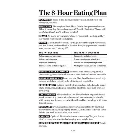 weight loss 8 hour diet 8 hour diet plan health and fitness