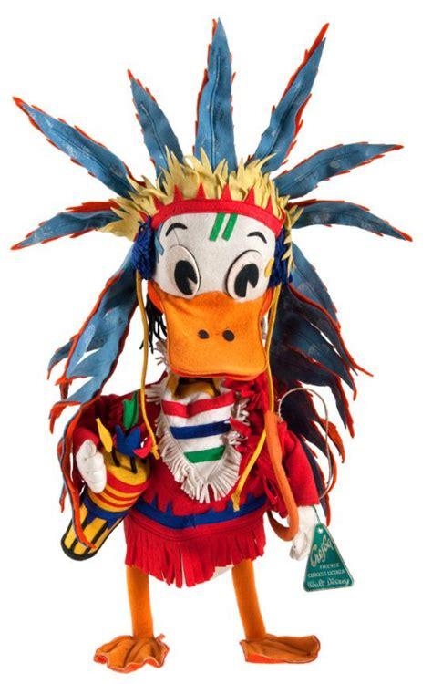 donald american doll italian quot donald duck quot indian doll antique quot donald duck