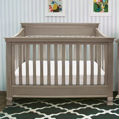 Million Dollar Baby Foothill Crib Million Dollar Baby Foothill 4 In 1 Convertible Crib In Weathered Grey Free Shipping