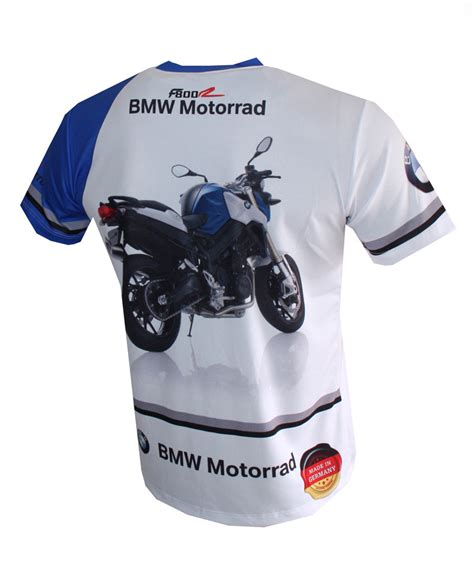 Bmw Motorrad Logo For Tshirt Putih bmw f800r t shirt with logo and all printed picture t shirts with all of auto moto