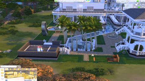 build your own mansion sims 4 build your own mansion